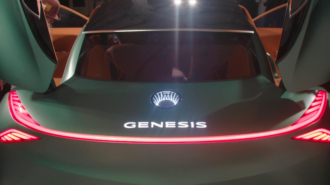 New Genesis SUV could be a game changer for Hyundai's luxury brand