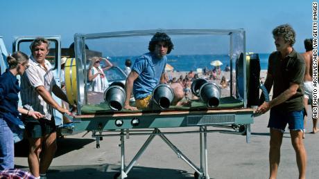 Tod Lyubich (played by John Travolta) in a 1976 film