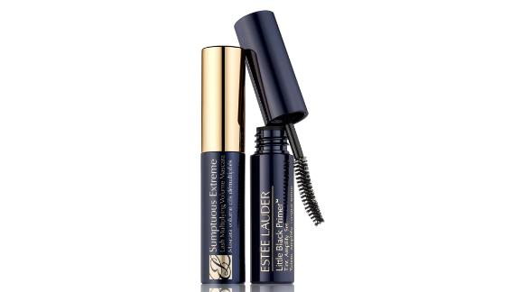 """<strong>Estee Lauder Amplifying Primer + Bold Lashes Duo ($10.50, originally $15; </strong><a href=""""https://click.linksynergy.com/deeplink?id=Fr/49/7rhGg&mid=1237&u1=0416nordspringsale&murl=https%3A%2F%2Fshop.nordstrom.com%2Fs%2Festee-lauder-amplifying-primer-bold-lashes-duo%2F5128292%3Forigin%3Dcategory-personalizedsort%26breadcrumb%3DHome%252FSale%252FWomen%252FBeauty%2520%2526%2520Fragrance%26color%3Dnone"""" target=""""_blank"""" target=""""_blank""""><strong>nordstrom.com</strong></a><strong>) </strong>"""