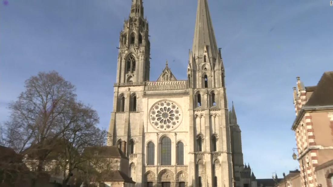 Our church was lost to fire during Holy Week. This is my prayer for Notre Dame