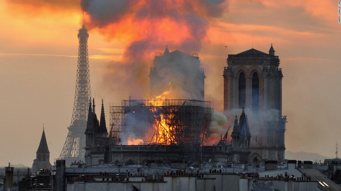 Notre Dame: Should billionaires get tax breaks on donations?