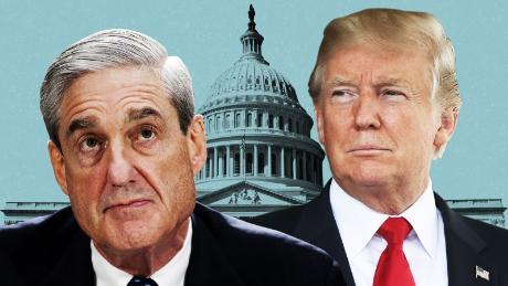 Justice Dept. Mueller report