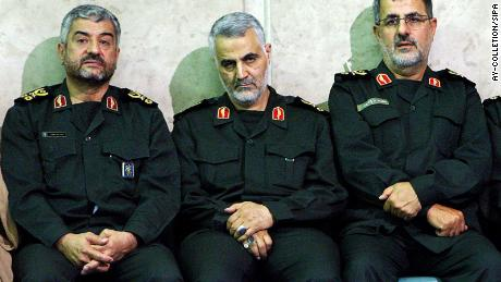 The United States has designated the Islamic Revolutionary Guard Corps a foreign terrorist organization.