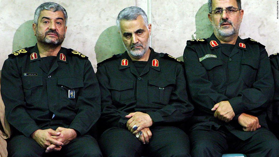 After US terrorism designation, Instagram begins banning some Iranian generals