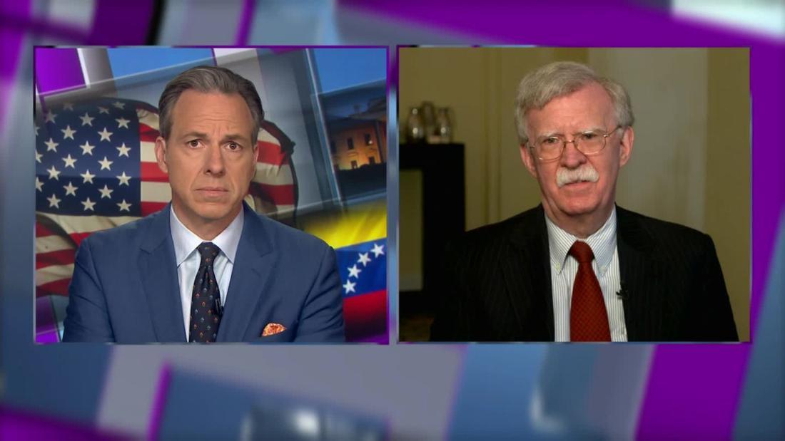 John Bolton's 'troika of tyranny' message has its risks