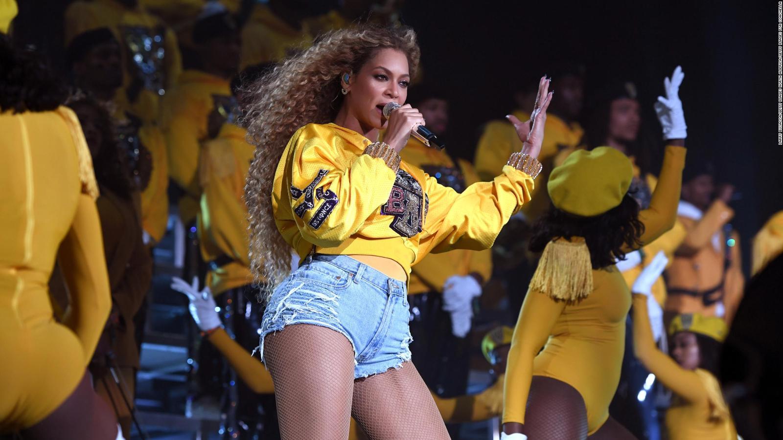 Beyoncé drops 'Homecoming' album along with Netflix doc