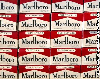 This cigarette giant wants you to stop smoking Philip Morris