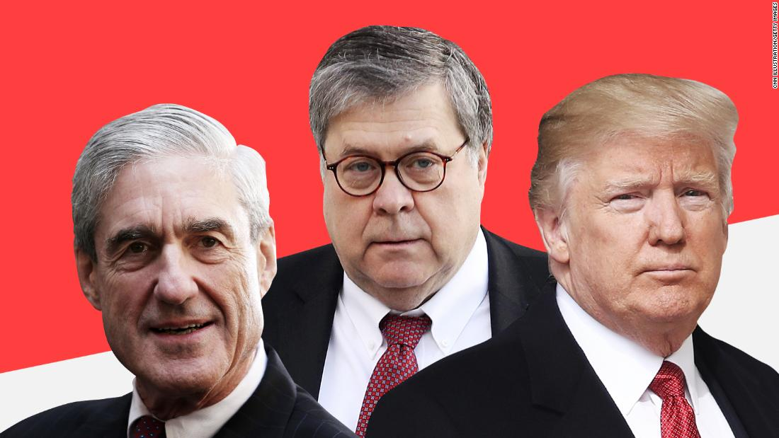 4 times Barr twisted and cherry-picked Mueller's report