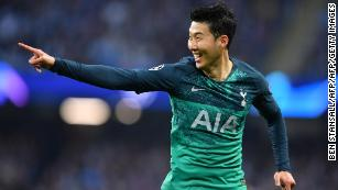 Tottenham end Man City's quadruple hopes after mesmerizing clash