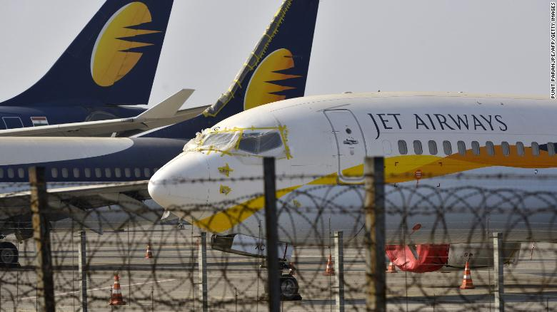 How one of India's biggest airlines imploded
