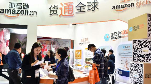 Amazon first entered the Chinese market 15 years ago.