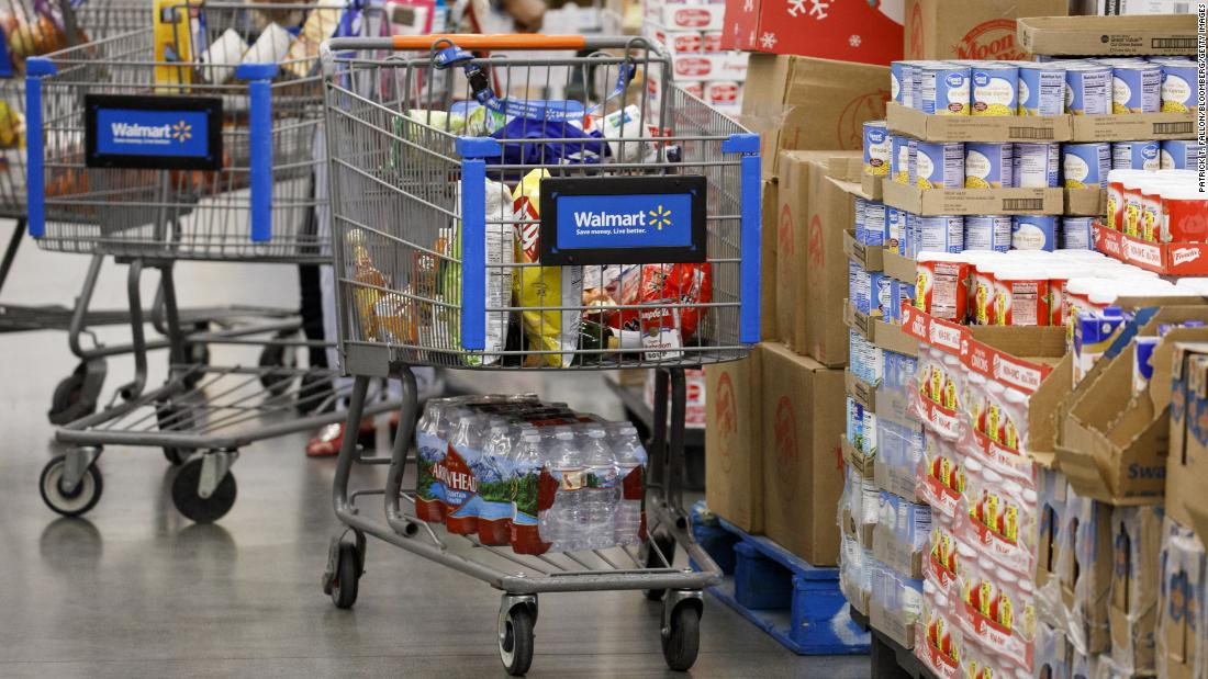 Amazon and Walmart's next online grocery customers are using food stamps