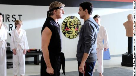 William Zabka, Ralph Macchio in 'Cobra Kai'