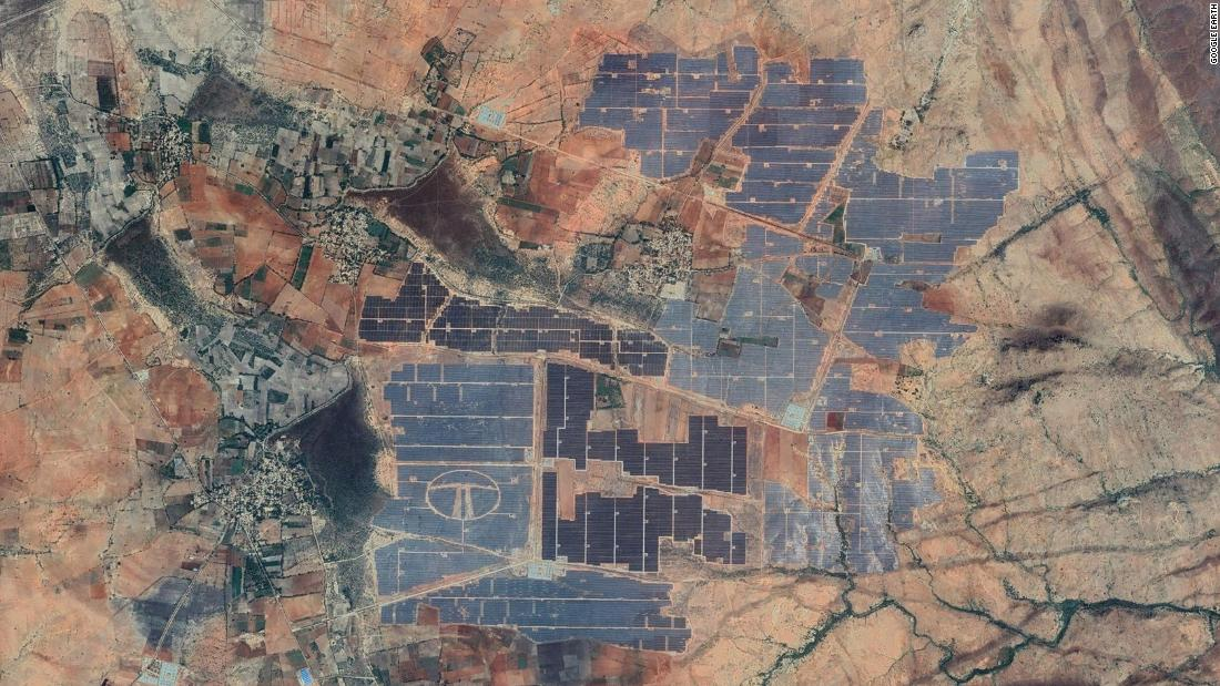 "When completed, the Pavagada Solar Park will generate a massive <a href=""http://kspdcl.in/Index_eng.htm"" target=""_blank"">2,000 megawatts</a> say its developers Karnataka Solar Power Development Corporation Limited. The park  is divided into 40 blocks each contributing 50 megawatts, with the developers claiming the whole 2,000 megawatts will be connected to the grid by June 2019."