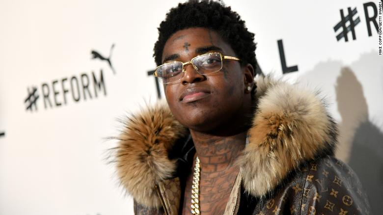 Image result for Kodak Black - Arrested over the Weekend