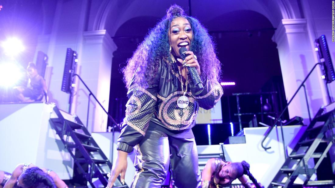 Missy Elliott teases finishing a 'big project'