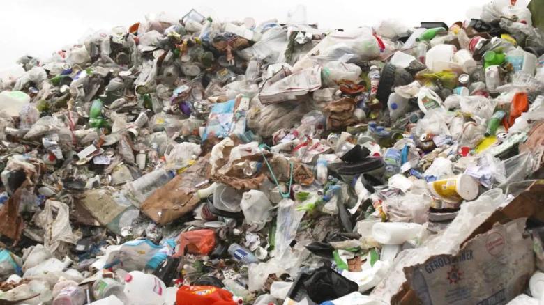 Malaysia drowning in plastic