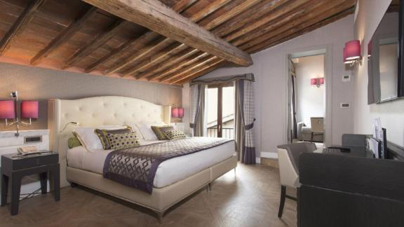 """<strong>21. </strong><a href=""""http://www.anrdoezrs.net/links/8314883/type/dlg/sid/0418besthotels/https://www.tripadvisor.com/Hotel_Review-g187895-d230717-Reviews-Hotel_Spadai-Florence_Tuscany.html"""" target=""""_blank"""" target=""""_blank""""><strong>Hotel Spadai (Florence, Italy)</strong></a><br /><em>A </em><a href=""""http://www.anrdoezrs.net/links/8314883/type/dlg/sid/0418besthotels/https://www.tripadvisor.com/"""" target=""""_blank"""" target=""""_blank""""><em>TripAdvisor</em></a><em> reviewer said:</em>  """"Amazing gem of calm and luxury amidst the frenzy of Florence."""""""