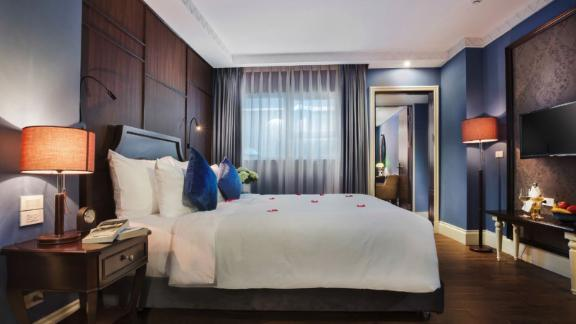 """<strong>23. </strong><a href=""""http://www.anrdoezrs.net/links/8314883/type/dlg/sid/0418besthotels/https://www.tripadvisor.com/Hotel_Review-g293924-d10550496-Reviews-O_Gallery_Premier_Hotel_Spa-Hanoi.html"""" target=""""_blank"""" target=""""_blank""""><strong>O'Gallery Premier Hotel & Spa (Hanoi, Vietnam)</strong></a><br /><em>A </em><a href=""""http://www.anrdoezrs.net/links/8314883/type/dlg/sid/0418besthotels/https://www.tripadvisor.com/"""" target=""""_blank"""" target=""""_blank""""><em>TripAdvisor</em></a><em> reviewer said:</em> """"A quaint family hotel, with great location and excellent service."""""""