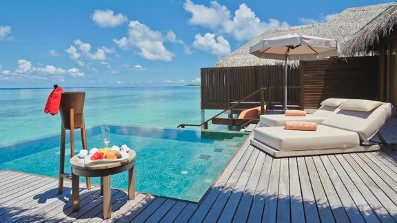 "<strong>25. </strong><a href=""http://www.anrdoezrs.net/links/8314883/type/dlg/sid/0418besthotels/https://www.tripadvisor.com/Hotel_Review-g2371284-d2371045-Reviews-AYADA_Maldives-Maguhdhuvaa.html"" target=""_blank"" target=""_blank""><strong>AYADA Maldives (Maguhdhuvaa, Maldives)</strong></a><br /><em>A </em><a href=""http://www.anrdoezrs.net/links/8314883/type/dlg/sid/0418besthotels/https://www.tripadvisor.com/"" target=""_blank"" target=""_blank""><em>TripAdvisor</em></a><em> reviewer said:</em> ""Honeymoon bliss — true 5-star resort + wonderful house reef.""<br />"