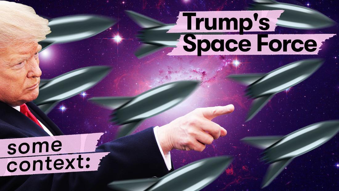 Space Force, eine Antwort zu Russland und China Ergänzung der militärischen Fähigkeiten im Weltraum