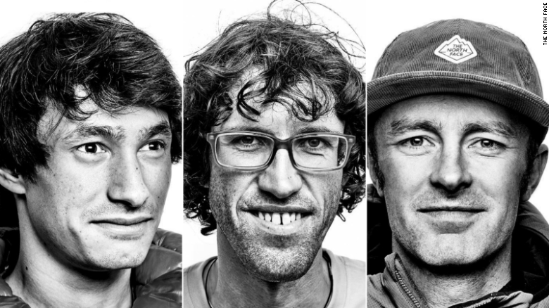 Austrian climbers David Lama and Hansjörg Auer and American climber Jess Roskelley are missing in Canada.