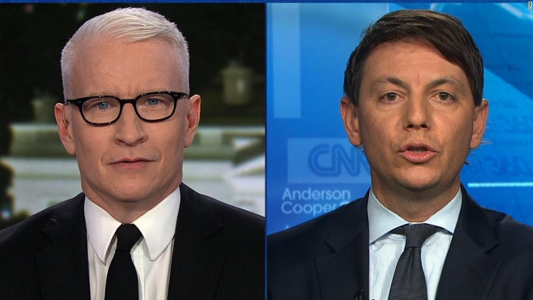 WH spokesman's answers stun Anderson Cooper