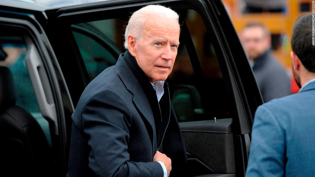 Joe Biden's biggest immediate weakness might surprise you