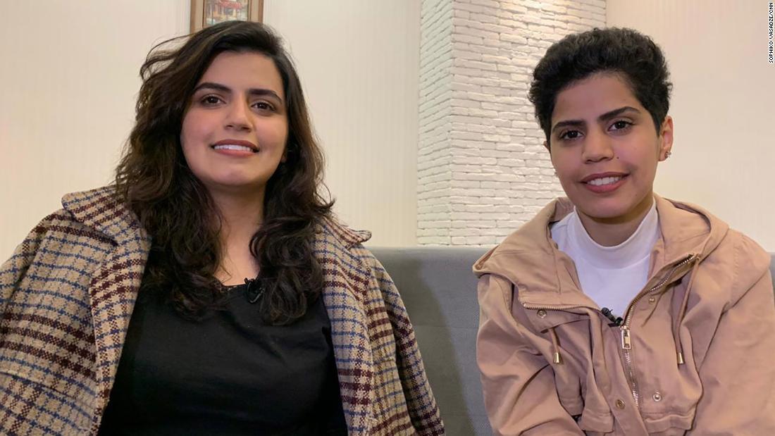 Saudi sisters seeking asylum in Georgia go public in plea for help