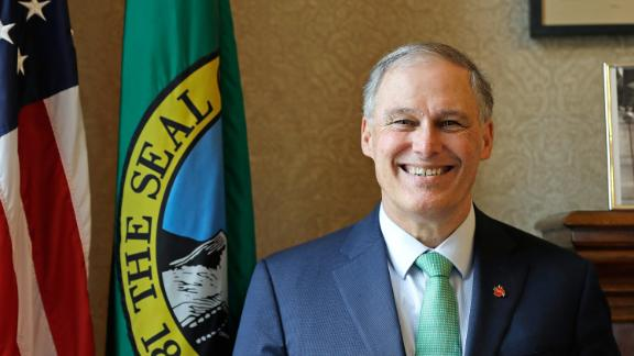 Jay Inslee has been Washington