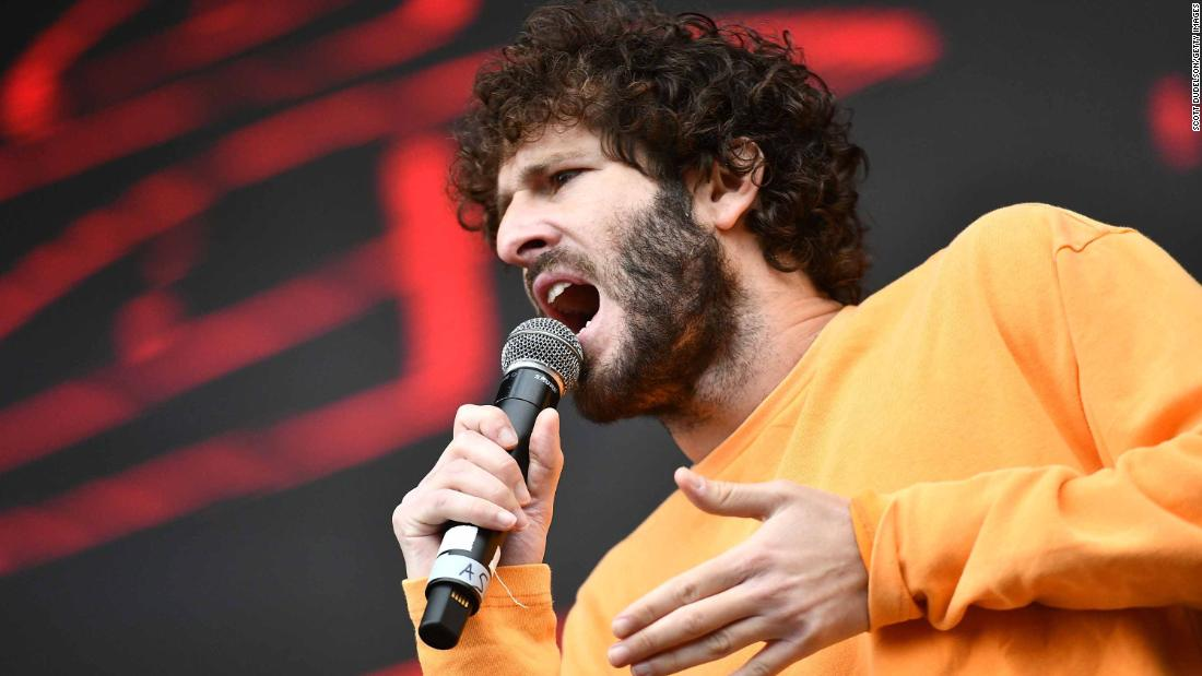 Comedian Lil Dicky gets serious about Earth Day with all-star music video