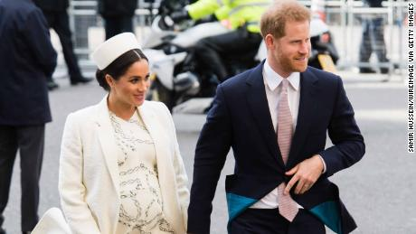Opinion - Harry and Meghan, Africa do not want you