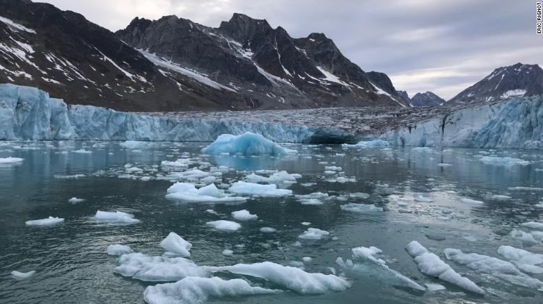 Global sea levels could rise 2 meters by 2100, study finds