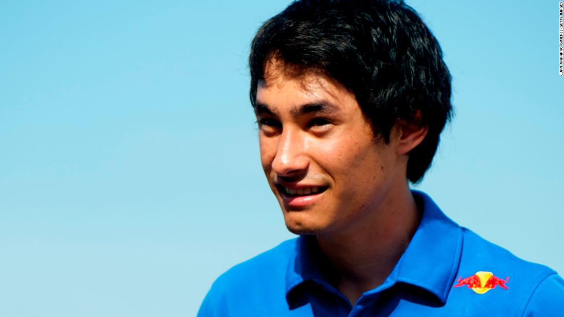 David Lama, pioneering Austrian climber, is among three caught in an avalanche in Canada