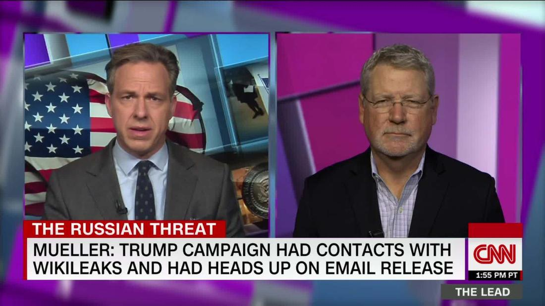 Fmr CIA Moscow Chief believes U.S. Intel agencies still conducting counterintelligence investigations of Trump
