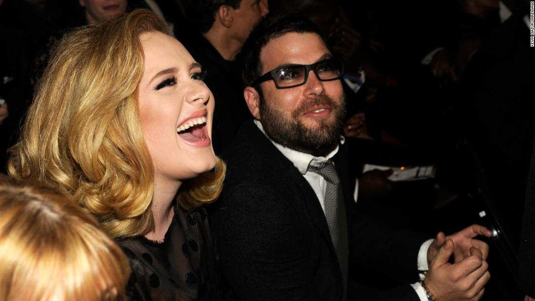 Adele separates from husband