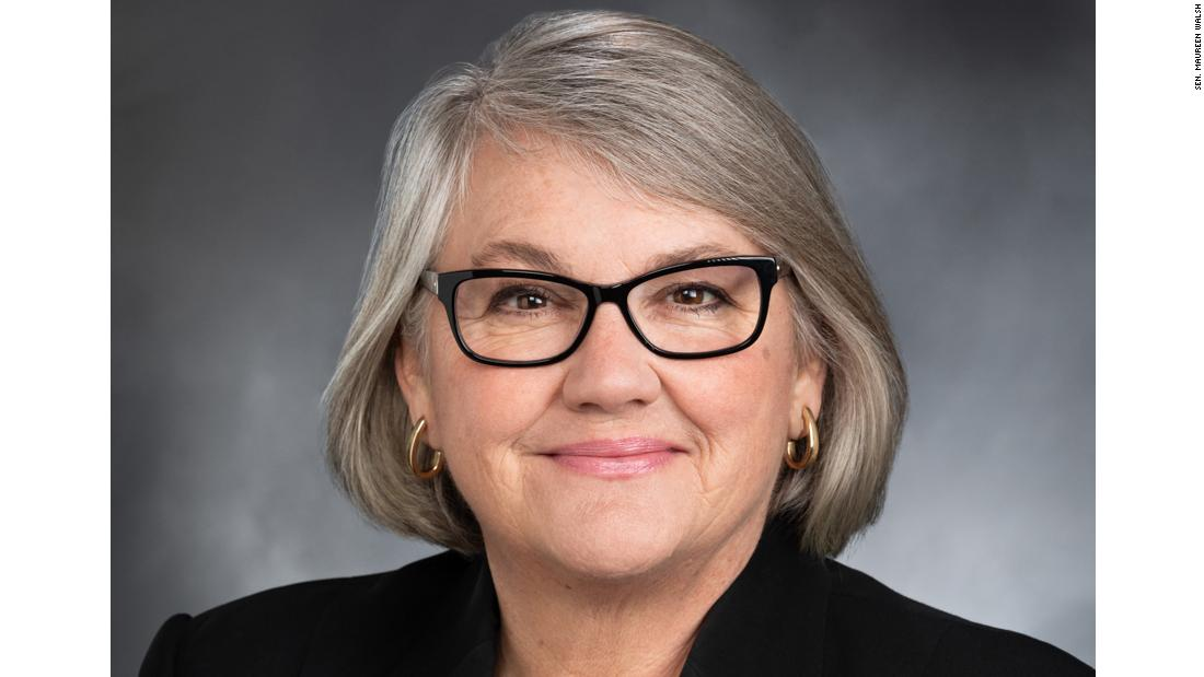 Maureen Walsh Washington State Senator Slammed For Saying Nurses Play Cards For Considerable Amount Of The Day Cnnpolitics