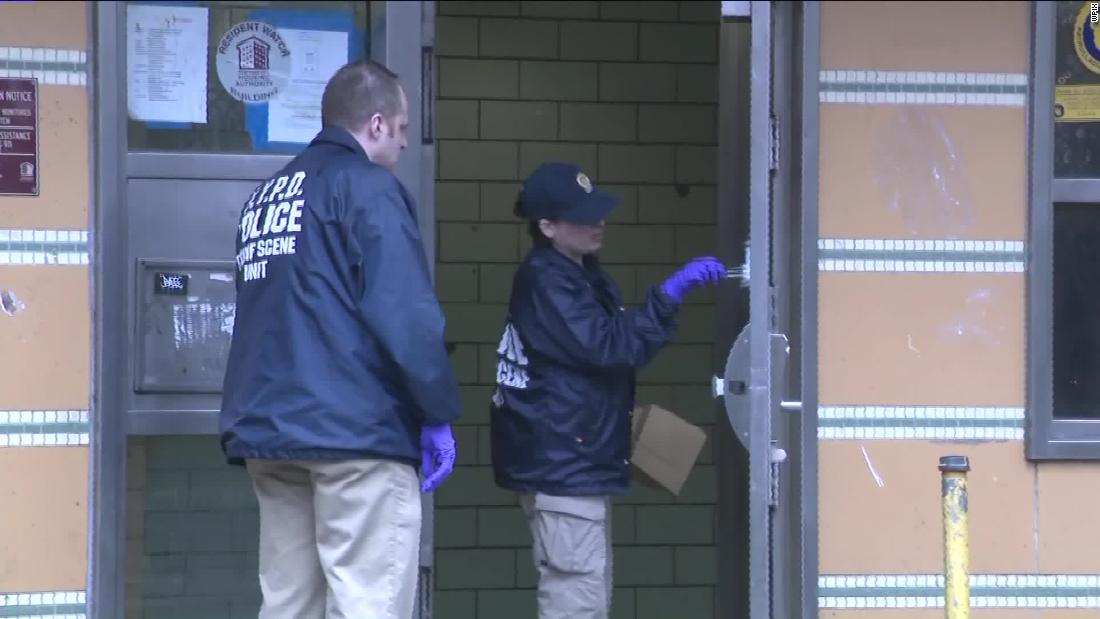 Police identify woman found partially decapitated at Brooklyn building