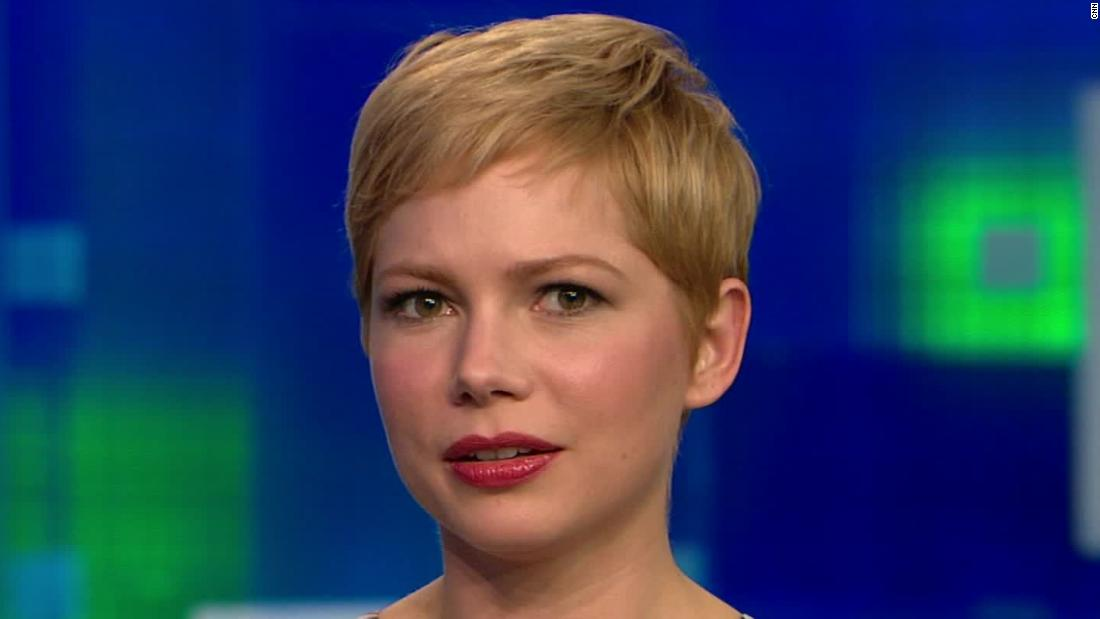 Michelle Williams: I run 10 minutes late everyday (2011)