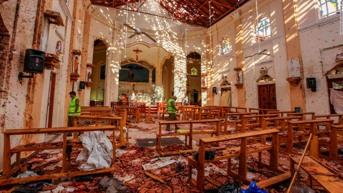 Has Islamist extremism arrived in Sri Lanka?
