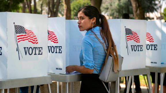 A new generation of nonwhite voters are turning away from Republicans because of President Trump's racial rhetoric.