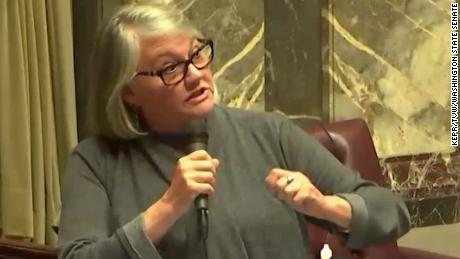 Washington state Sen. Maureen Walsh is facing backlash for her comments about nurses.