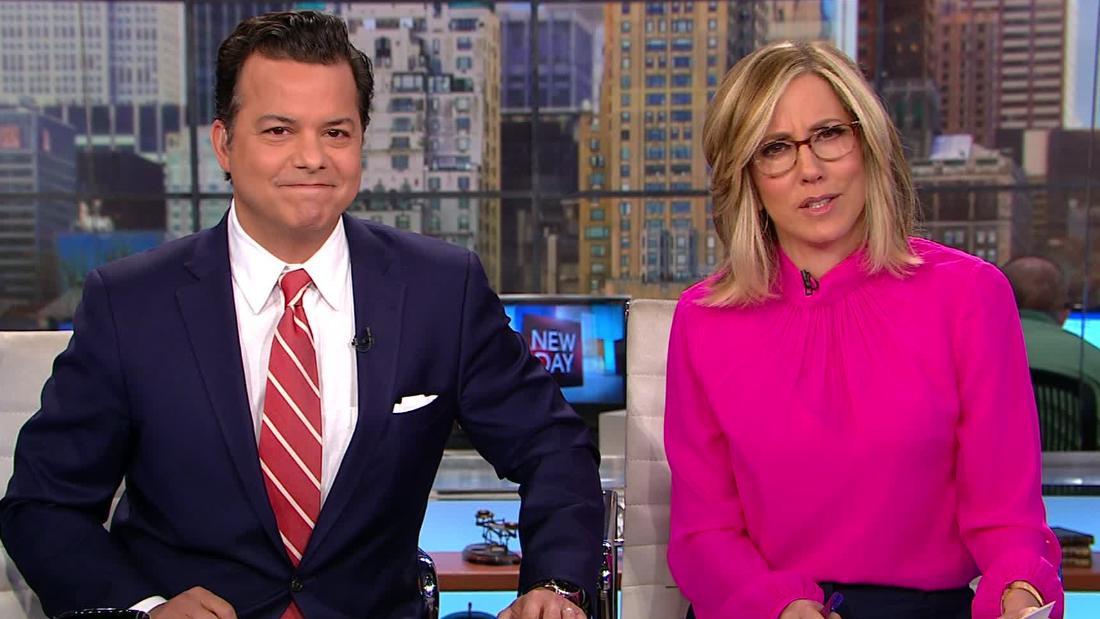 CNN anchors slam Sarah Sanders' ongoing lie