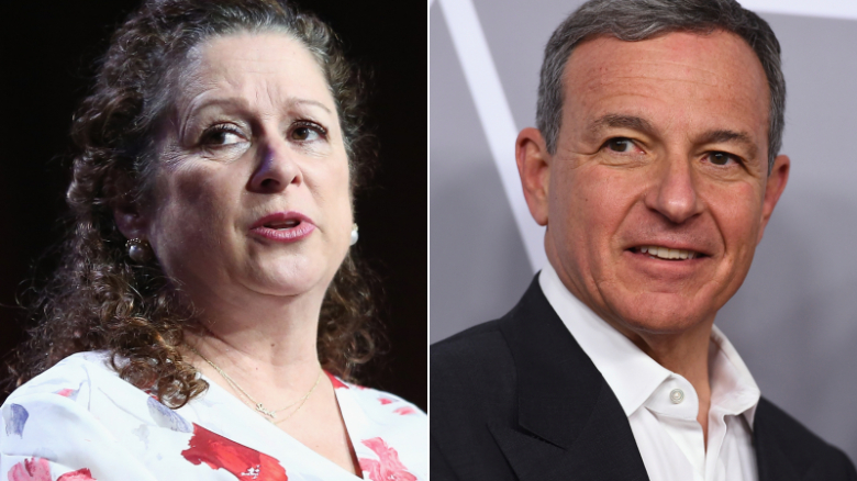Abigail Disney puts spotlight on income inequality