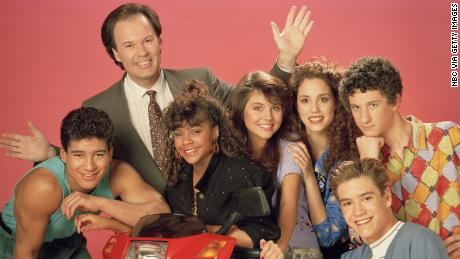 """Some of the original stars have been cast in the upcoming """"Saved by the Bell"""" reboot."""