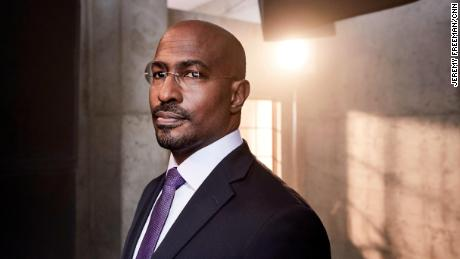 CNN Redemption Project with Van Jones, 549793