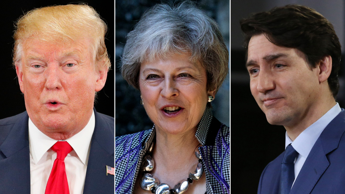 A professor at Dartmouth is building a tool to detect deepfakes of major political figures like Donald Trump, Theresa May and Justin Trudeau.