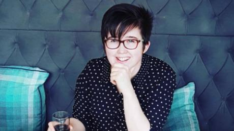 Lyra McKee had been identified as rising star in journalism.