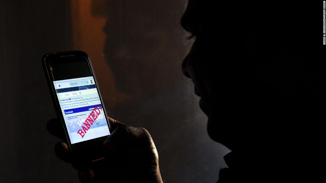 Sri Lanka shows why banning social media is a 'blunt instrument'