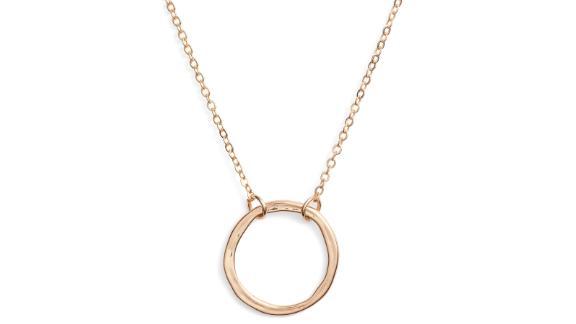 Ten79LA Mini Ring Pendant ($60; nordstrom.com)